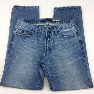 Aeropostale Distressed Straight Jeans, size 30x30